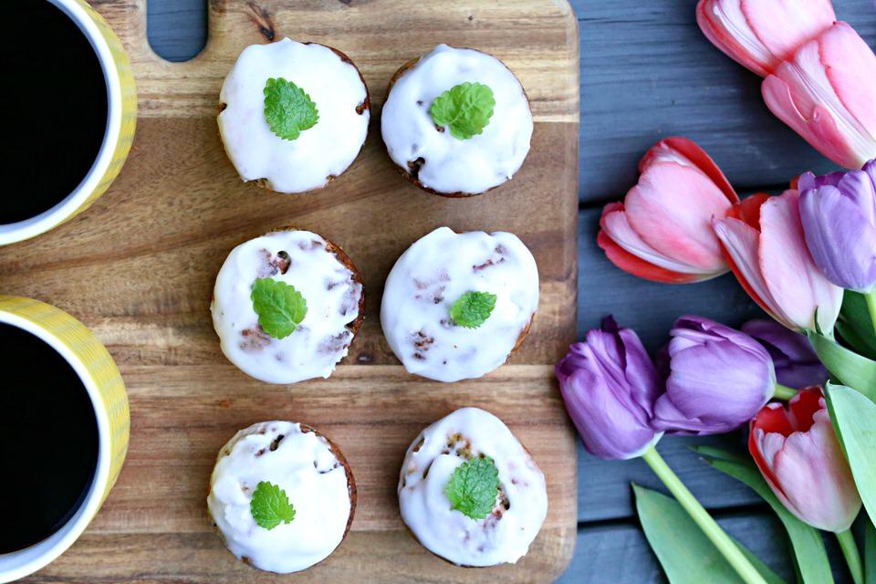 LcHF Muffins i blender